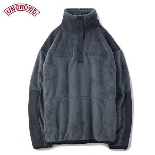 UN-009 Military Fleece Pullover<img class='new_mark_img2' src='https://img.shop-pro.jp/img/new/icons50.gif' style='border:none;display:inline;margin:0px;padding:0px;width:auto;' />