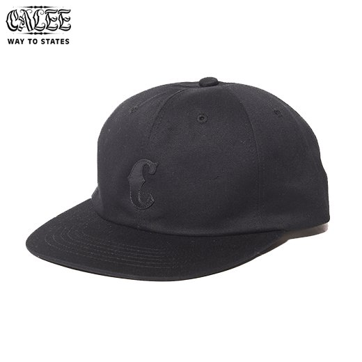 CL-465 Cotton Twill Leather Wappen Cap<img class='new_mark_img2' src='https://img.shop-pro.jp/img/new/icons50.gif' style='border:none;display:inline;margin:0px;padding:0px;width:auto;' />