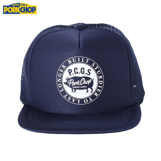 PC-148 Circle Pork Cap<img class='new_mark_img2' src='https://img.shop-pro.jp/img/new/icons50.gif' style='border:none;display:inline;margin:0px;padding:0px;width:auto;' />