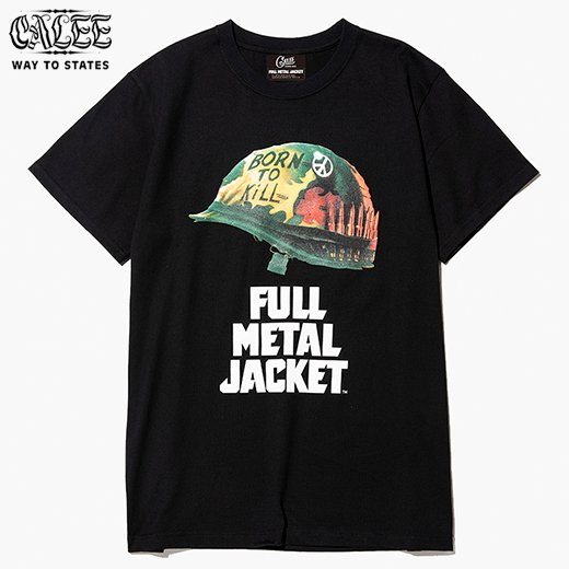 CL-473 Full  Metal Jacket Collaborate S/S T-Shirt<img class='new_mark_img2' src='https://img.shop-pro.jp/img/new/icons50.gif' style='border:none;display:inline;margin:0px;padding:0px;width:auto;' />
