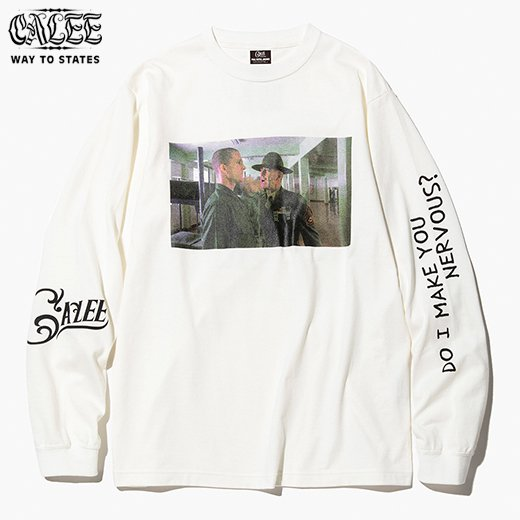 CL-474 Full  Metal Jacket Collaborate L/S T-Shirt<img class='new_mark_img2' src='https://img.shop-pro.jp/img/new/icons50.gif' style='border:none;display:inline;margin:0px;padding:0px;width:auto;' />