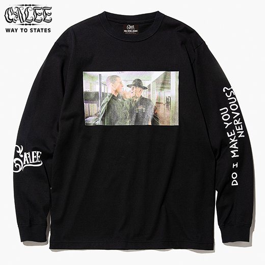 CL-475 Full  Metal Jacket Collaborate L/S T-Shirt<img class='new_mark_img2' src='https://img.shop-pro.jp/img/new/icons50.gif' style='border:none;display:inline;margin:0px;padding:0px;width:auto;' />