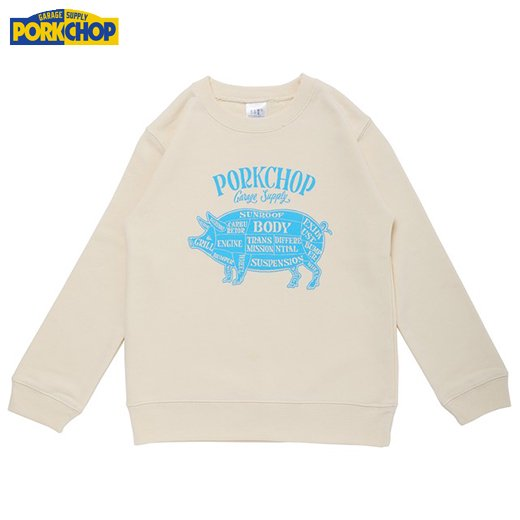 PC-163 Pork Front Sweat for kids P-20<img class='new_mark_img2' src='//img.shop-pro.jp/img/new/icons7.gif' style='border:none;display:inline;margin:0px;padding:0px;width:auto;' />