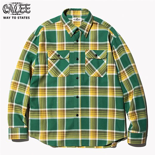 CL-478 L/S Check shirt<img class='new_mark_img2' src='https://img.shop-pro.jp/img/new/icons50.gif' style='border:none;display:inline;margin:0px;padding:0px;width:auto;' />