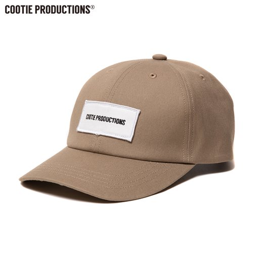 CT-651 Canvas 6 Panel Curved Brim Cap<img class='new_mark_img2' src='//img.shop-pro.jp/img/new/icons50.gif' style='border:none;display:inline;margin:0px;padding:0px;width:auto;' />