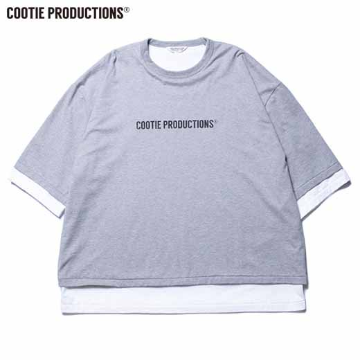 CT-656 Cellie S/S Tee (COOTIE LOGO)<img class='new_mark_img2' src='//img.shop-pro.jp/img/new/icons7.gif' style='border:none;display:inline;margin:0px;padding:0px;width:auto;' />