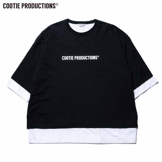 CT-657 Cellie S/S Tee (COOTIE LOGO)<img class='new_mark_img2' src='//img.shop-pro.jp/img/new/icons7.gif' style='border:none;display:inline;margin:0px;padding:0px;width:auto;' />