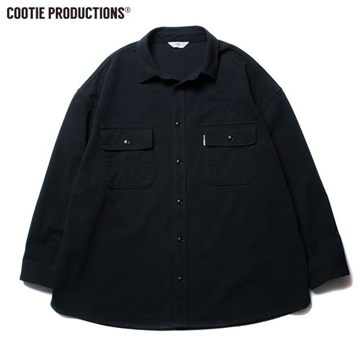 CT-660 Rough Twill CPO Jacket<img class='new_mark_img2' src='//img.shop-pro.jp/img/new/icons50.gif' style='border:none;display:inline;margin:0px;padding:0px;width:auto;' />