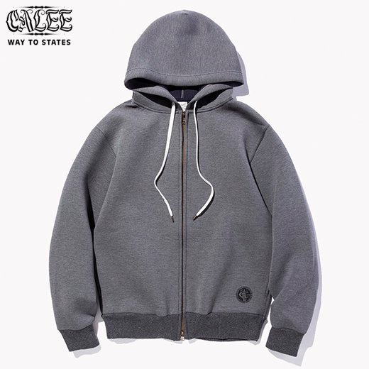 CALEE 4Way cloth zip parka<img class='new_mark_img2' src='https://img.shop-pro.jp/img/new/icons50.gif' style='border:none;display:inline;margin:0px;padding:0px;width:auto;' />