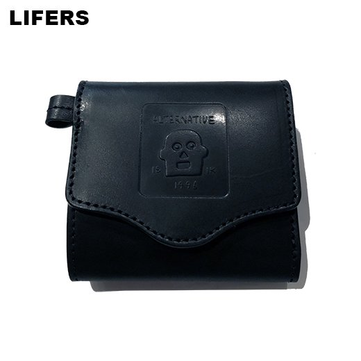 LF-032 Blackmask Man Leather Wallet<img class='new_mark_img2' src='//img.shop-pro.jp/img/new/icons7.gif' style='border:none;display:inline;margin:0px;padding:0px;width:auto;' />