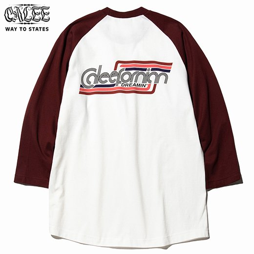 CL-493 3/4 Sleeve Raglan T-Shirt<img class='new_mark_img2' src='//img.shop-pro.jp/img/new/icons50.gif' style='border:none;display:inline;margin:0px;padding:0px;width:auto;' />