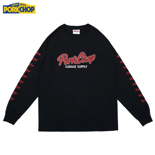 PC-172 Script Logo L/S Tee<img class='new_mark_img2' src='https://img.shop-pro.jp/img/new/icons50.gif' style='border:none;display:inline;margin:0px;padding:0px;width:auto;' />