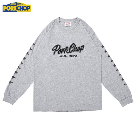 PC-174 Script Logo L/S Tee<img class='new_mark_img2' src='https://img.shop-pro.jp/img/new/icons50.gif' style='border:none;display:inline;margin:0px;padding:0px;width:auto;' />
