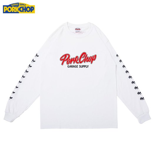 PC-175 Script Logo L/S Tee<img class='new_mark_img2' src='https://img.shop-pro.jp/img/new/icons50.gif' style='border:none;display:inline;margin:0px;padding:0px;width:auto;' />