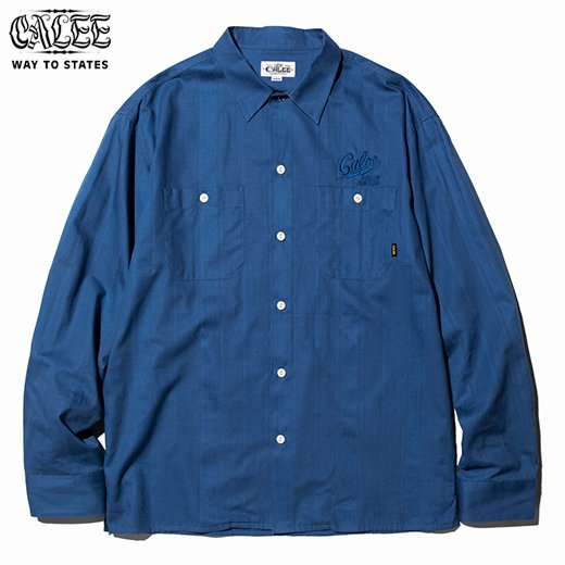 CL-495 Dobby Stripe L/S Shirt<img class='new_mark_img2' src='https://img.shop-pro.jp/img/new/icons50.gif' style='border:none;display:inline;margin:0px;padding:0px;width:auto;' />