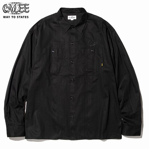 CL-496 Dobby Stripe L/S Shirt<img class='new_mark_img2' src='https://img.shop-pro.jp/img/new/icons50.gif' style='border:none;display:inline;margin:0px;padding:0px;width:auto;' />