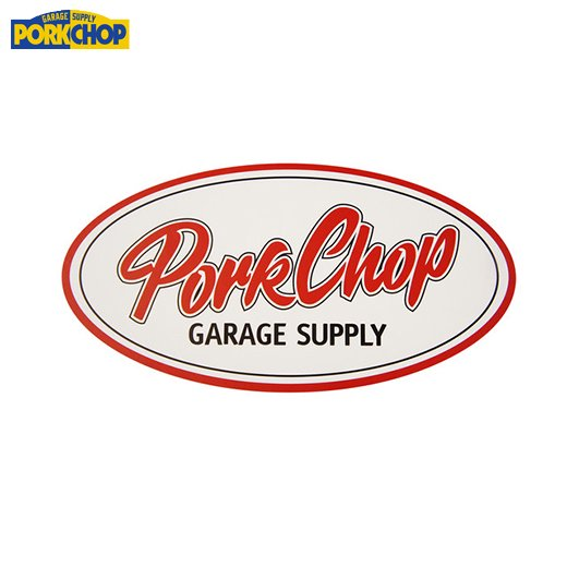 PC-178 Porkchop Oval Sticker / Large<img class='new_mark_img2' src='//img.shop-pro.jp/img/new/icons50.gif' style='border:none;display:inline;margin:0px;padding:0px;width:auto;' />