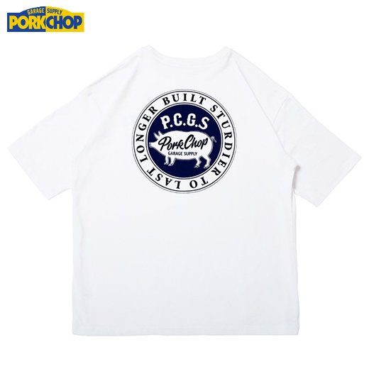 PC-184 Circle Pork Pocket Tee<img class='new_mark_img2' src='https://img.shop-pro.jp/img/new/icons50.gif' style='border:none;display:inline;margin:0px;padding:0px;width:auto;' />