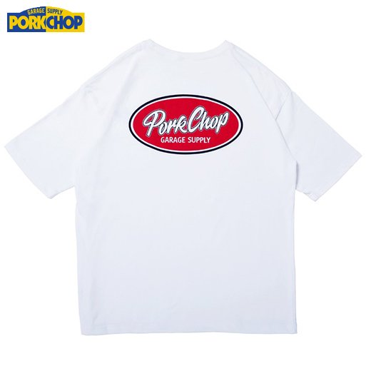 PC-186 Oval Script Pocket Tee<img class='new_mark_img2' src='https://img.shop-pro.jp/img/new/icons50.gif' style='border:none;display:inline;margin:0px;padding:0px;width:auto;' />