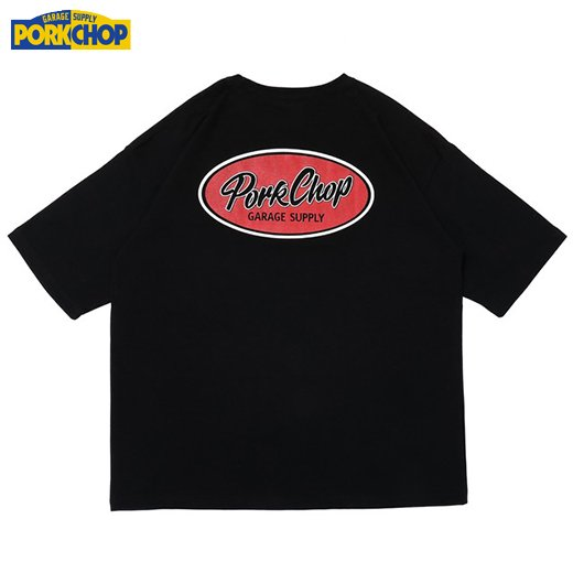 PC-187 Oval Script Pocket Tee<img class='new_mark_img2' src='//img.shop-pro.jp/img/new/icons50.gif' style='border:none;display:inline;margin:0px;padding:0px;width:auto;' />