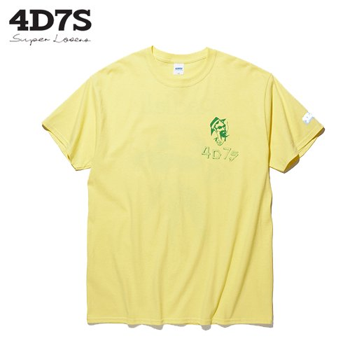 4D-005 Crew Neck T-Shirt S/S<img class='new_mark_img2' src='//img.shop-pro.jp/img/new/icons50.gif' style='border:none;display:inline;margin:0px;padding:0px;width:auto;' />
