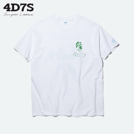 4D7S Crew Neck T-Shirt S/S<img class='new_mark_img2' src='https://img.shop-pro.jp/img/new/icons50.gif' style='border:none;display:inline;margin:0px;padding:0px;width:auto;' />