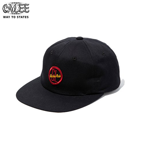 CL-501 Twill Wappen Cap<img class='new_mark_img2' src='https://img.shop-pro.jp/img/new/icons50.gif' style='border:none;display:inline;margin:0px;padding:0px;width:auto;' />