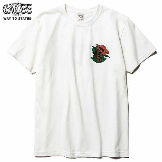 CL-505 California flowers t-shirt<img class='new_mark_img2' src='https://img.shop-pro.jp/img/new/icons50.gif' style='border:none;display:inline;margin:0px;padding:0px;width:auto;' />