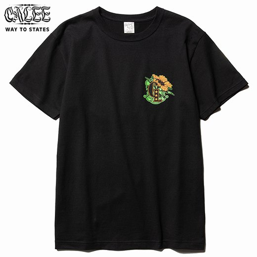 CL-506 California flowers t-shirt<img class='new_mark_img2' src='https://img.shop-pro.jp/img/new/icons50.gif' style='border:none;display:inline;margin:0px;padding:0px;width:auto;' />