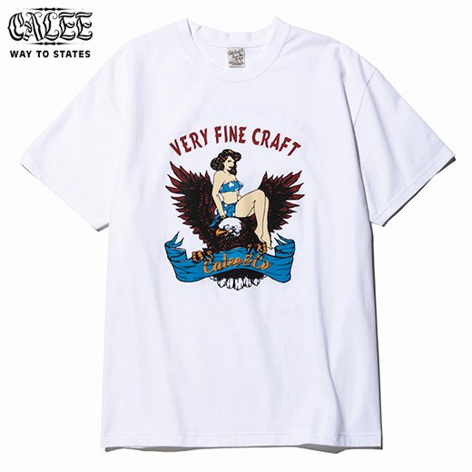 CL-508 Eagle Girl T-shirt<img class='new_mark_img2' src='https://img.shop-pro.jp/img/new/icons50.gif' style='border:none;display:inline;margin:0px;padding:0px;width:auto;' />