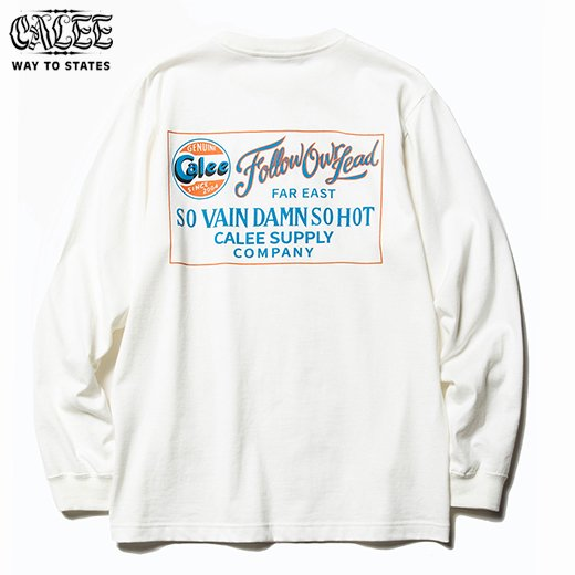 CL-522 Sign Board Print L/S T-shirt<img class='new_mark_img2' src='https://img.shop-pro.jp/img/new/icons50.gif' style='border:none;display:inline;margin:0px;padding:0px;width:auto;' />