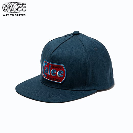 CL-524 T/C Twill Logo Wappen Cap<img class='new_mark_img2' src='//img.shop-pro.jp/img/new/icons50.gif' style='border:none;display:inline;margin:0px;padding:0px;width:auto;' />