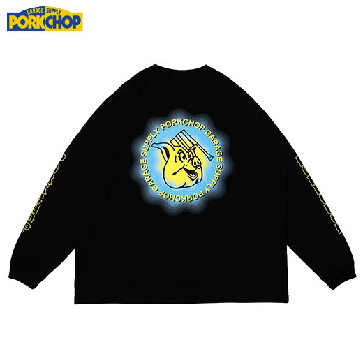 PC-215 Old Pork L/S Tee<img class='new_mark_img2' src='https://img.shop-pro.jp/img/new/icons50.gif' style='border:none;display:inline;margin:0px;padding:0px;width:auto;' />