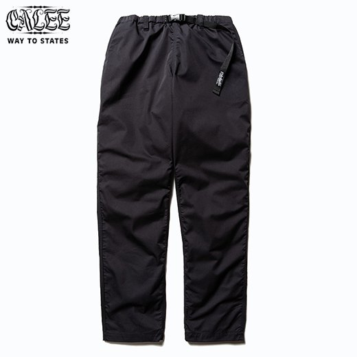 CALEE Cordura Easy Pants<img class='new_mark_img2' src='https://img.shop-pro.jp/img/new/icons50.gif' style='border:none;display:inline;margin:0px;padding:0px;width:auto;' />