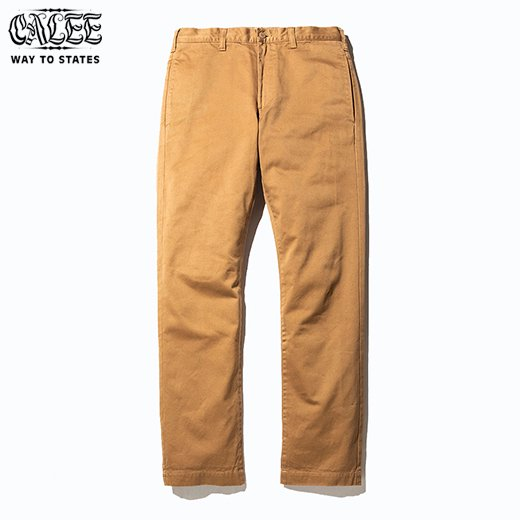 CALEE Westpoint Slim Chino Pants<img class='new_mark_img2' src='https://img.shop-pro.jp/img/new/icons6.gif' style='border:none;display:inline;margin:0px;padding:0px;width:auto;' />