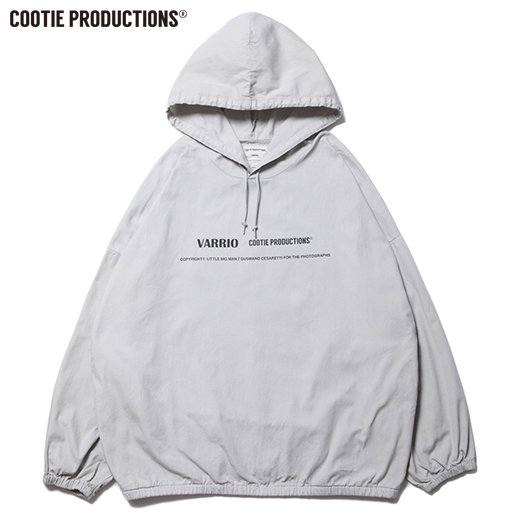 COOTIE Over Dyed Pullover Parka