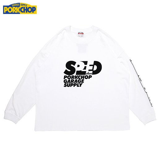 PC-224 Speed Slave L/S Tee<img class='new_mark_img2' src='https://img.shop-pro.jp/img/new/icons50.gif' style='border:none;display:inline;margin:0px;padding:0px;width:auto;' />