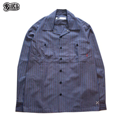 BL-052 Standard Work Shirt L/S<img class='new_mark_img2' src='//img.shop-pro.jp/img/new/icons50.gif' style='border:none;display:inline;margin:0px;padding:0px;width:auto;' />