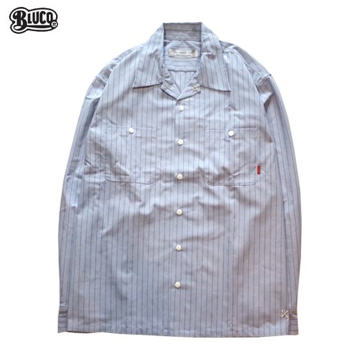 BL-054 Standard Work Shirt L/S<img class='new_mark_img2' src='//img.shop-pro.jp/img/new/icons50.gif' style='border:none;display:inline;margin:0px;padding:0px;width:auto;' />