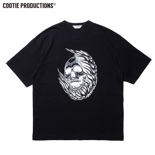 COOTIE Print S/S Tee (MAGICAL DESIGN)