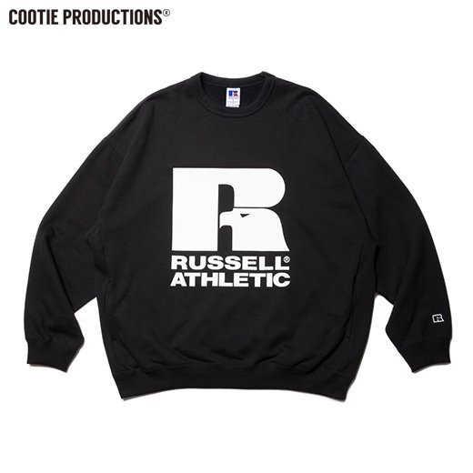 COOTIE T/C Crewneck Sweatshirt<img class='new_mark_img2' src='https://img.shop-pro.jp/img/new/icons50.gif' style='border:none;display:inline;margin:0px;padding:0px;width:auto;' />