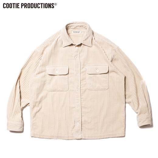 COOTIE Random Corduroy CPO Shirt