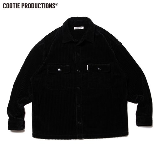 COOTIE Random Corduroy CPO Shirt   <img class='new_mark_img2' src='https://img.shop-pro.jp/img/new/icons50.gif' style='border:none;display:inline;margin:0px;padding:0px;width:auto;' />