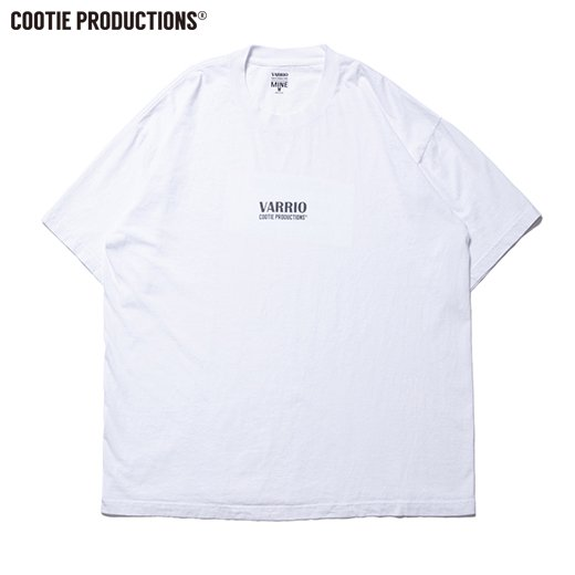 COOTIE Print S/S Tee (LOGO)