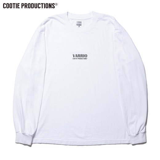 COOTIE Print L/S Tee (LOGO)