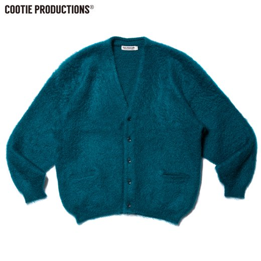 COOTIE Mohair Cardigan