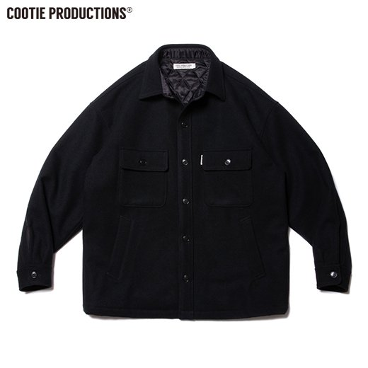 COOTIE Wool Mossa CPO Jacket
