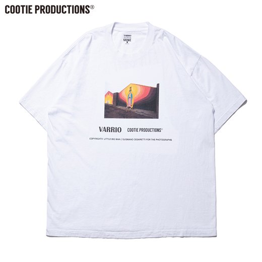 COOTIE Print S/S Tee (MARY)