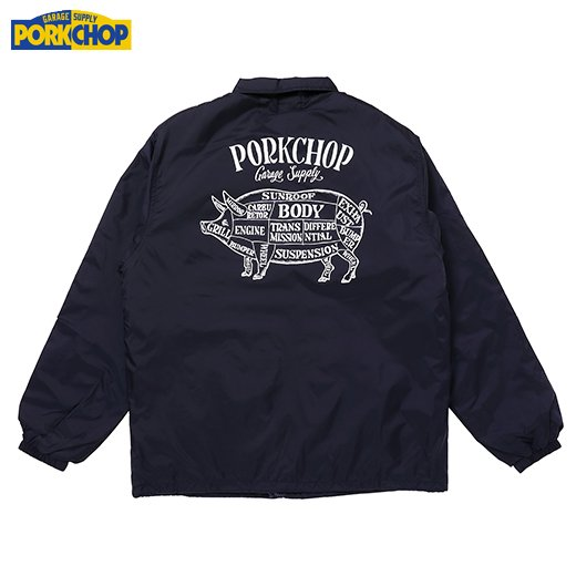 PORKCHOP Boa Coach JKT<img class='new_mark_img2' src='https://img.shop-pro.jp/img/new/icons50.gif' style='border:none;display:inline;margin:0px;padding:0px;width:auto;' />