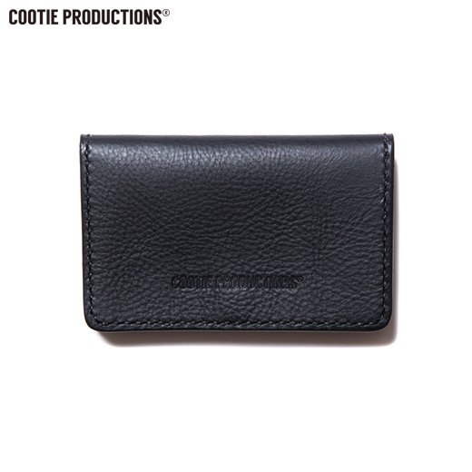 COOTIE Leather Card Case